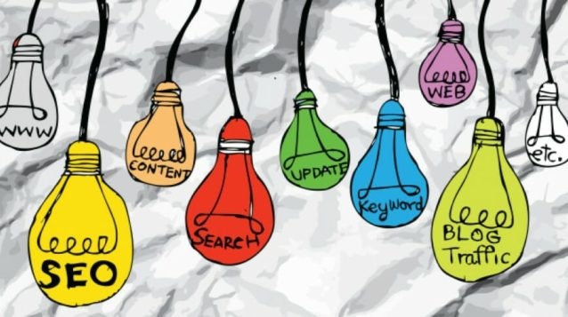 light bulbs with marketing components