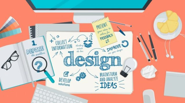plan on how to design a website