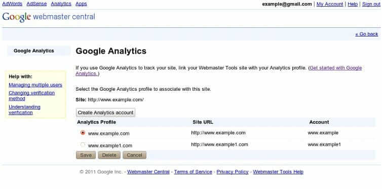 image that shows how google analytics can pair with webtools to help imrove a lawyers website