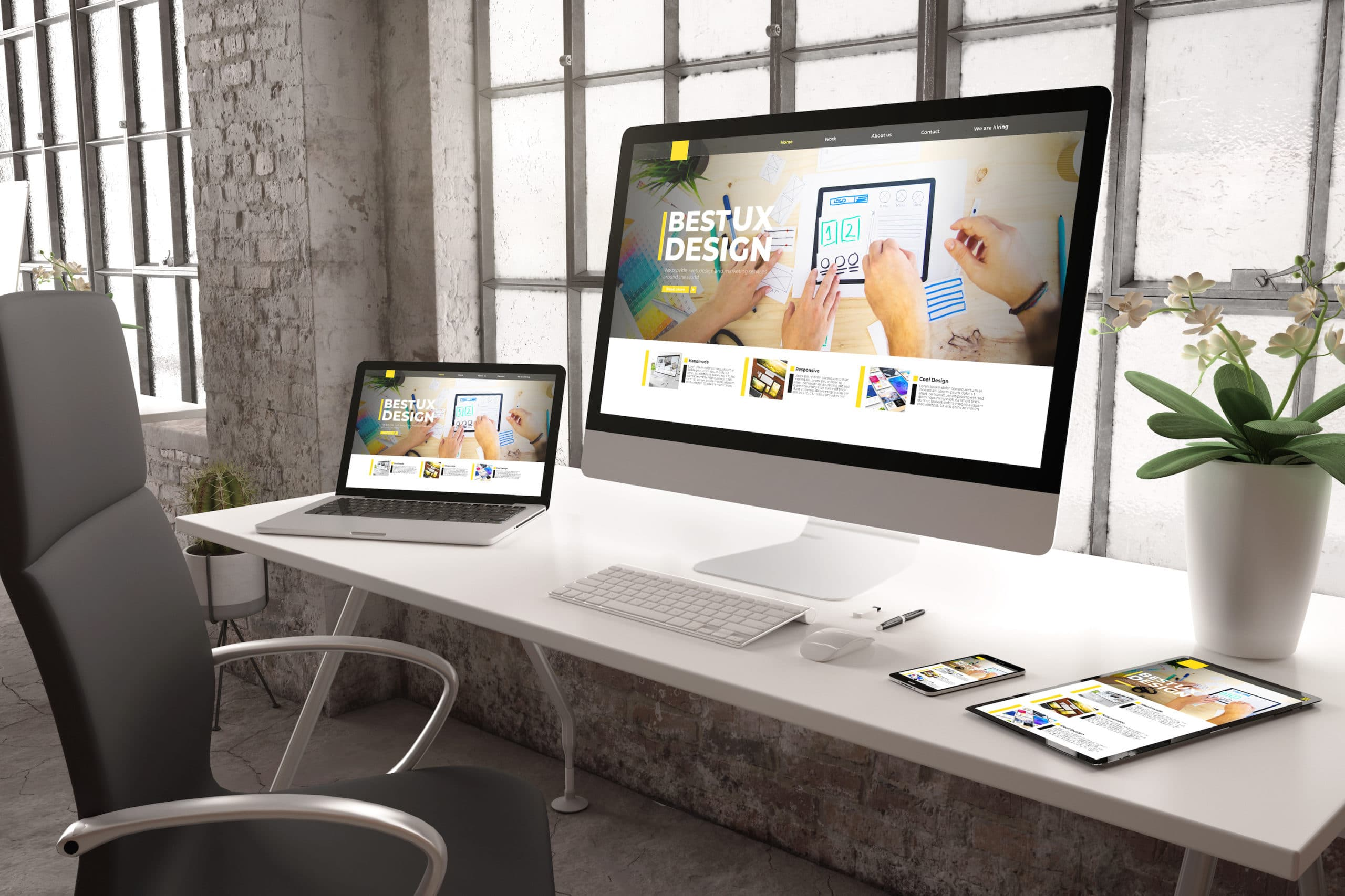 cool law firm websites, top legal websites concept industrial office mockup ux design website